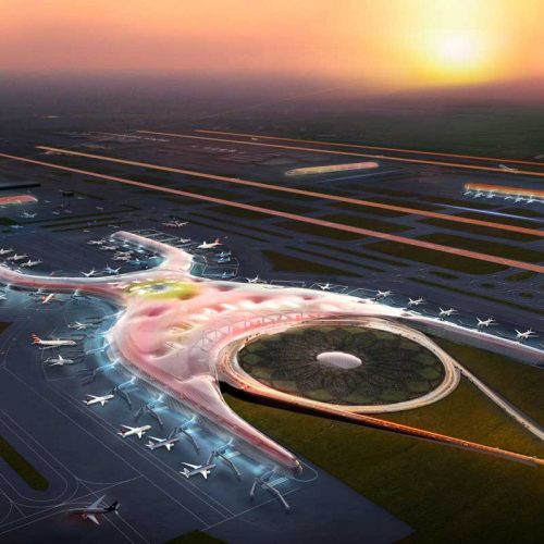 The World's Most Sustainable Airport is Landing Soon in Mexico
