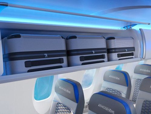 [Farnborough Airshow] The Passenger Experience Market Segment is Growing