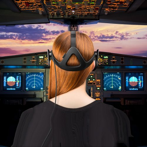 VIDEO [Farnborough Airshow] Is VR the Next Frontier for the Industry?