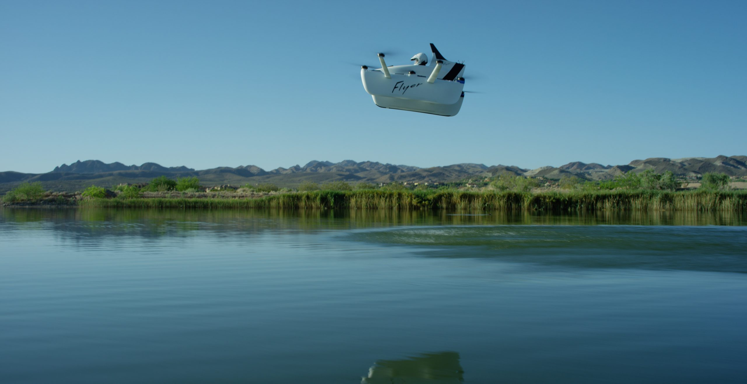 The Flyer – an Ultralight Plane You Can Fly Without a Licence